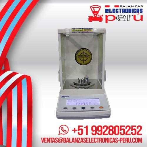 Balanza Analítica Boeco BAS-31 PLUS de 220 Gramos