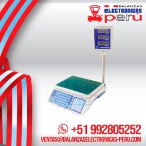 Balanza Digital Comercial Excell FDP30 de 30 Kilos
