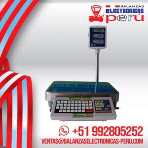 Balanza Digital Comercial Excell SBLP de 60 Kilos