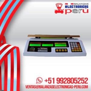 Balanza Digital Comercial Henkel BC-30 de 30 Kilos