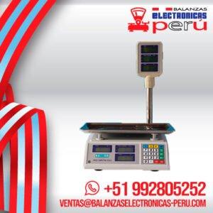 Balanza Digital Comercial Kambor KXPA-3P de 30 Kilos