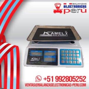 Balanza Digital Comercial Kamely ACS-A de 40 Kilos