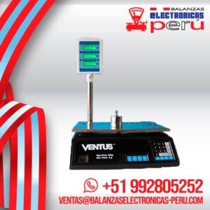 Balanza Digital Comercial Ventus B-40T de 40 Kilos