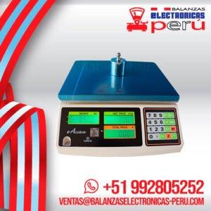 Balanza Digital Comercial e-Accura PA2-30 de 30 Kilos