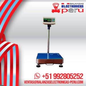 Balanza de Plataforma e-Accura SB51 de 200 Kilos