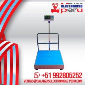 Balanza de Plataforma e-Accura SB51 de 600 Kilos