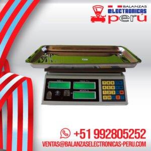 Balanza Digital Comercial Excell AM3 de 30 kilos