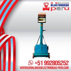Balanza Electromecánica e-Accura SB51 de 500 Kilos